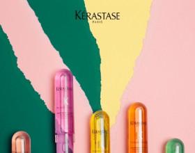 Phục hồi thần tốc cho những mái tóc khô, hư tổn, rụng, mảnh với Kerastase