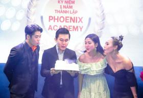 MC Cao Tùng Minh tổ chức lễ kỷ niệm học viện đào tạo Người dẫn chương trình