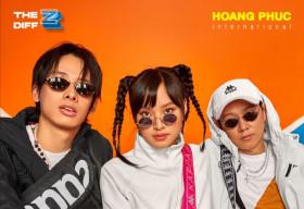HOANG PHUC International hợp tác stylist của Binz truyền cảm hứng giới trẻ với với The Diff Z