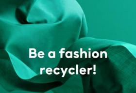 Cùng H&M thay đổi thời trang với chương trình 'Thu nhận quần áo cũ'