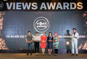 Lễ trao giải VIEWS Awards 2020: Cuộc hội ngộ của những ngòi bút 4.0