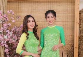 Top 20 Miss HUTECH 2021 diện Áo dài Việt Hùng, khoe nhan sắc lộng lẫy