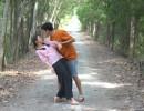 Liêu Hà Trinh trúng 'tiếng sét ái tình' với Khương Dừa trong Về Nhà Ăn Tết