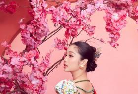 Top 5 Người đẹp Biển Lâm Thu Hồng khoe dáng ngọt ngào trong bộ ảnh mừng Tết