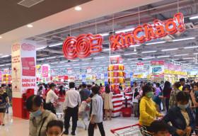 Đại siêu thị Big C đổi tên thành Đại siêu thị GO!: Khách hàng được mua sắm trong không gian hiện đại