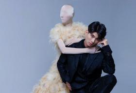 Khởi động 2021, NTK Nguyễn Minh Công công bố dự án sách ảnh về thời trang