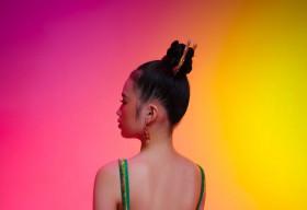 Mẫu nhí Bảo Hà đẹp lạ trong bộ ảnh lấy cảm hứng từ văn hóa Á Đông