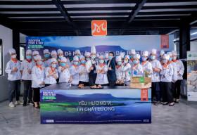 Bord Bia tổ chức lớp học 'Chuyên đề nấu ăn thịt heo Châu Âu'