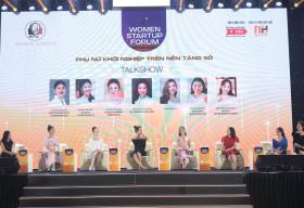 'Diễn Đàn Phụ Nữ Khởi Nghiệp Trên Nền Tảng Số': Mở ra nhiều cơ hội cho phụ nữ Việt