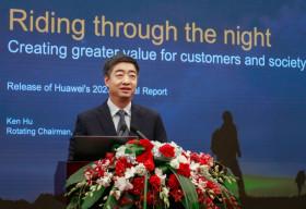 Ken Hu, Chủ tịch luân phiên của Huawei: 'Trong năm qua, chúng tôi đã vững vàng khi đối mặt với nghịch cảnh'