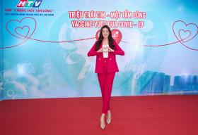 Hoa hậu Khánh Vân đóng góp vào quỹ 'Chung một tấm lòng', chung tay đẩy lùi Covid-19