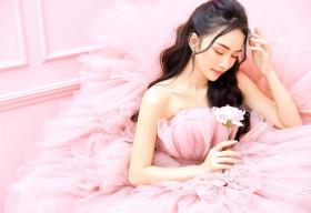 Diễn viên, người mẫu Hà Đan Chi khiến fan bấn loạn bởi bộ hình mới đẹp như nàng thơ