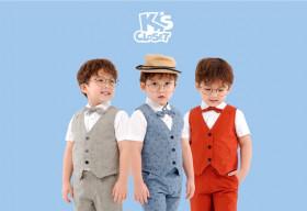F5 tủ đồ của bé yêu với loạt trang phục đúng chuẩn phong cách Hàn Quốc