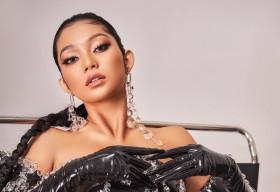 Ngắm 'nữ chiến binh' Lâm Thu Hồng vừa táo bạo, vừa quyến rũ trong bộ ảnh mới