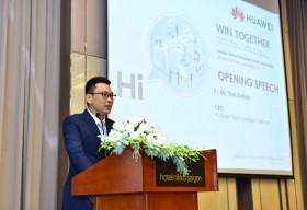 CEO Sun Bohan: Huawei sẽ xây dựng hệ sinh thái đối tác mạnh mẽ tại Việt Nam