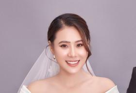 Diễn viên Hồ Bích Trâm khoe ảnh cưới và thông báo sẽ kết hôn vào đầu tháng 5