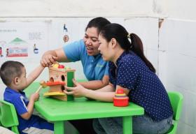 'Thử thách bước chân 2021': Đi bộ trực tuyến vì người tự kỷ