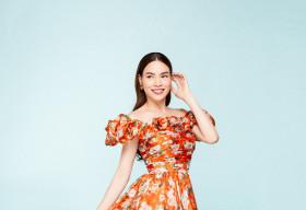 Hồ Ngọc Hà xuất hiện lung linh trong BST mới của NEVA Fashion