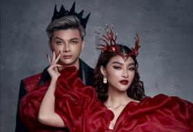 Chiêm ngưỡng nhan sắc đầy mê hoặc của Á hậu Kiều Loan trong bộ ảnh mới toanh