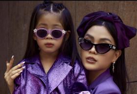 """Khoe bộ ảnh mới cùng con gái, fan trầm trồ trước nhan sắc của """"hot mom"""" Diễm Trang"""
