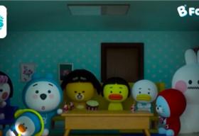 Bé vui hè an toàn tại nhà với loạt series hoạt hình được yêu thích nhất
