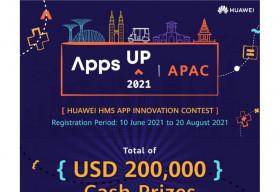 Huawei Mobile Services phát động cuộc thi AppsUP lần 2 với giải thưởng trị giá 200.000 USD tại Châu Á – Thái Bình Dương