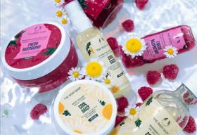 The Body Shop ra mắt hai dòng sản phẩm Thuần Chay phiên bản giới hạn