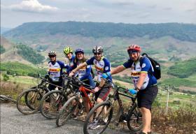 Sự kiện đạp xe H2H gây quỹ hơn 420 triệu cho trẻ em khó khăn Việt Nam
