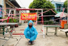 Hoa hậu Khánh Vân tiếp tục hỗ trợ người dân có hoàn cảnh khó khăn tại TP.HCM