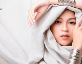 Ngọc Trang- ĐSAD Hutech lộng lẫy làm mẫu ảnh cho Màn Nghệ thuật