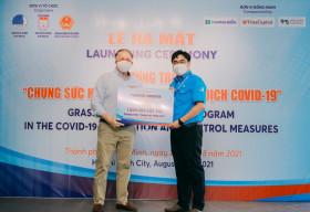 VinaCapital Foundation trao tặng 1 tỷ đồng chung sức phòng chống dịch Covid-19