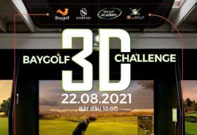 Tổ chức thành công giải Golf 3D online gây quỹ vì cộng đồng