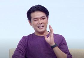 """Diễn viên Linh Tý từng nhiều lần bỏ nhà ra hẻm ngồi vì vợ """"khó ở"""""""