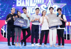 Diễn viên Anh Tài, Lê Trang, Tân Trề cùng dàn khách mời GenZ 'phá đảo' gameshow