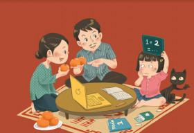 Trẻ lớp 1 học online thế nào cho hiệu quả?