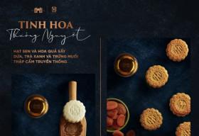 """""""Tinh Hoa Thưởng Nguyệt"""" – kết hợp của hai thương hiệu khiến giới Hà Thành say đắm"""