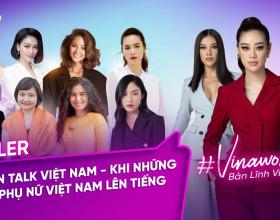 Thuỷ Tiên, H'Hen Niê, Khánh Vân… đổ bộ digital series 'VINAWOMAN – Bản lĩnh Việt Nam'