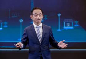 Ryan Ding của Huawei: Mạng 5G xanh cho tương lai ít carbon
