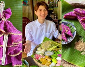 NTK Nguyễn Minh Công tung trọn vẹn bộ sưu tập lấy cảm hứng từ ẩm thực Nam Bộ