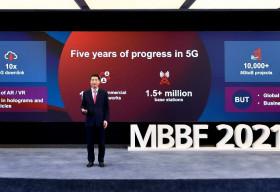 Chủ tịch luân phiên Ken Hu của Huawei kêu gọi ngành ICT hợp tác cùng nhau trong giai đoạn phát triển tiếp theo của 5G