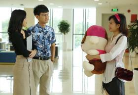 Hé lộ 'người thương mới' của Lê Lộc trong sitcom Văn Phòng Đại Chiến