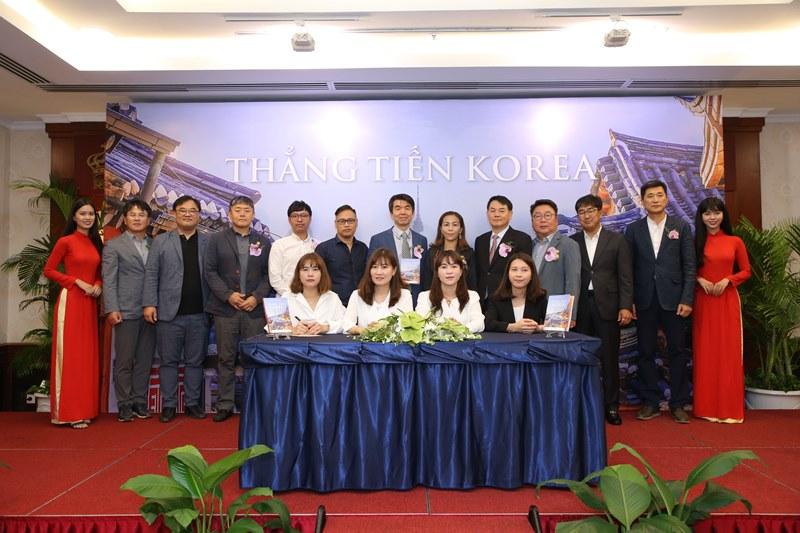 Thang tien Korea 1 Ra mắt dự án Thẳng tiến Korea, đẩy mạnh kết nối các gia đình đa văn hóa Việt Hàn
