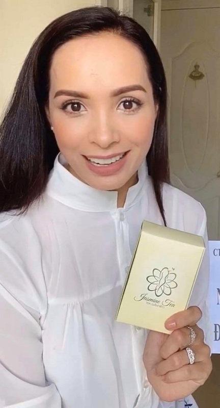 10. NM Thuy Hanh Trà giảm béo Jasmine Tea kỷ niệm 2 năm phát triển thương hiệu ở Việt Nam