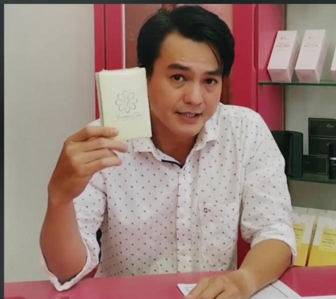 3. Cao Minh Dat Trà giảm béo Jasmine Tea kỷ niệm 2 năm phát triển thương hiệu ở Việt Nam