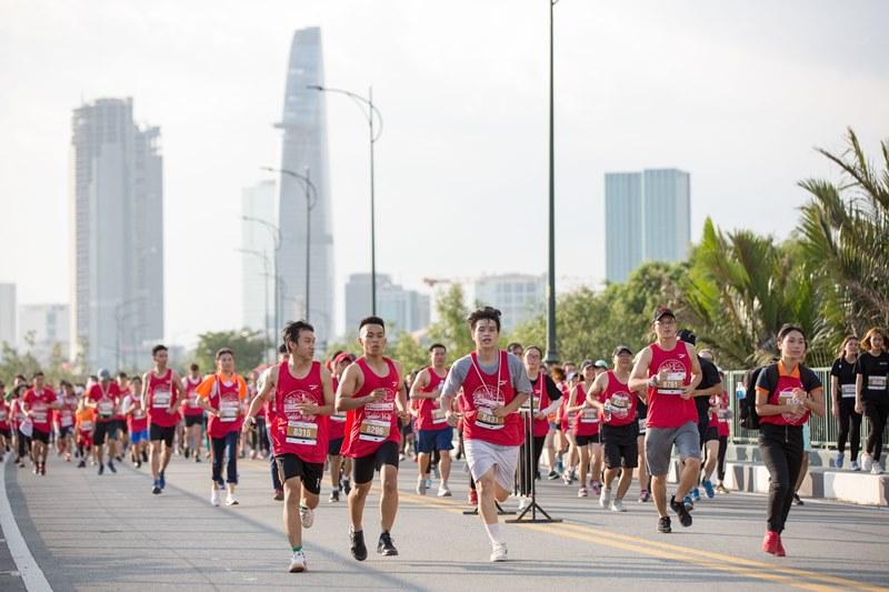 Giải Marathon Quốc tế TPHCM Techcombank 2019 3 Gần 13.000 vận động viên sẽ tham gia Giải Marathon Quốc tế TPHCM Techcombank 2019