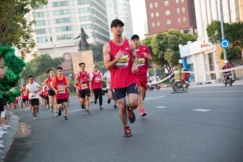 Giải Marathon Quốc tế TPHCM Techcombank 2019 4 Gần 13.000 vận động viên sẽ tham gia Giải Marathon Quốc tế TPHCM Techcombank 2019