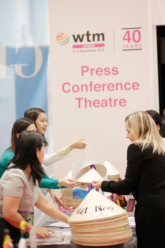 WTM London 2019 Day 2 Press Conference 3 Sở Du lịch TPHCM quảng bá Lễ hội Áo Dài, Hội chợ ITE HCMC 2020 tại WTM London 2019
