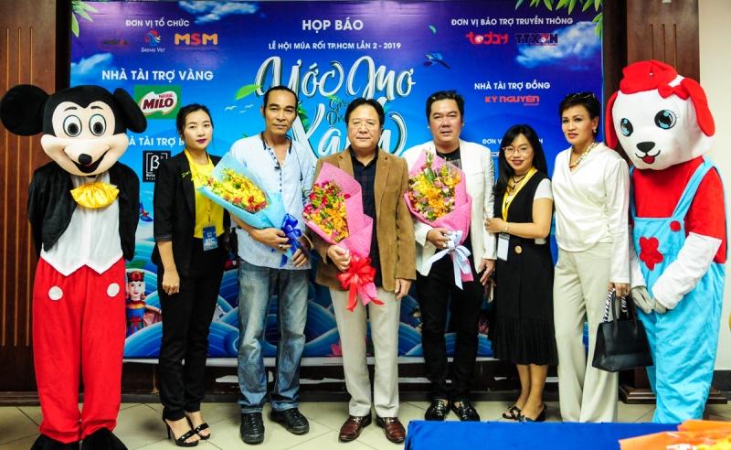 Anh 1 HUU LONG Lễ hội Múa rối TP.HCM 2019: Quy mô, mới lạ và thiết thực cho múa rối Việt