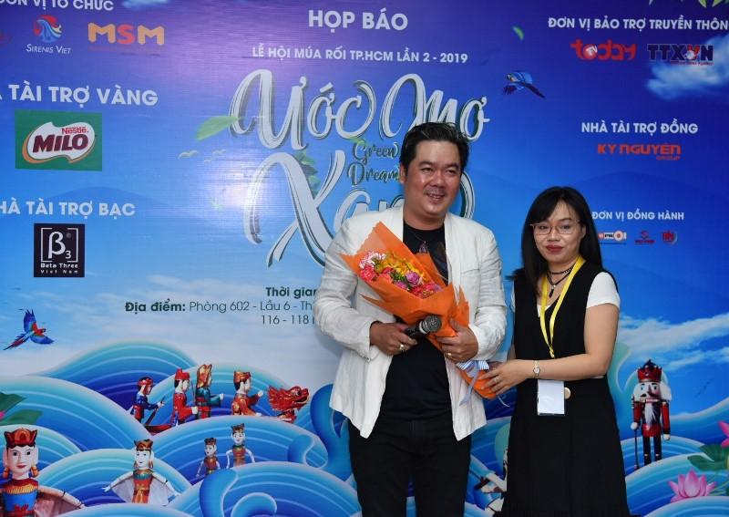 Anh 3 THE NGUYEN Lễ hội Múa rối TP.HCM 2019: Quy mô, mới lạ và thiết thực cho múa rối Việt