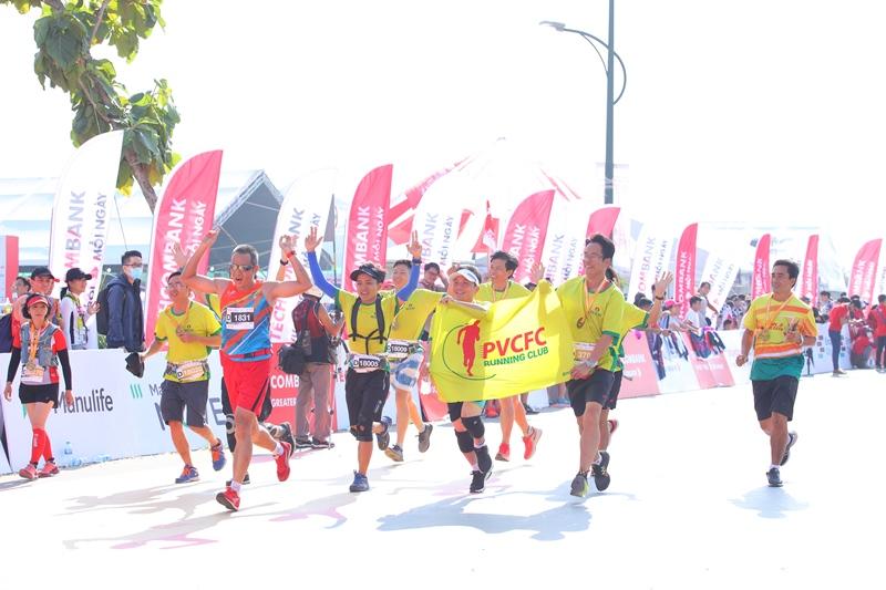 Giải Marathon Quốc tế Thành phố Hồ Chí Minh Techcombank 5 Hàng ngàn vận động viên chinh phục cung đường xanh tạiGiải Marathon Quốc tế Thành phố Hồ Chí Minh Techcombank